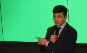 Владимир Зеленский, политика, новости, Украина, рейтинг, выборы, Коломойский, английский язык