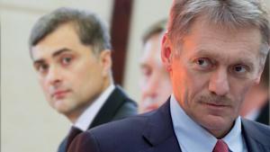 Сурков, Песков, Путин, Украина, Принуждение.