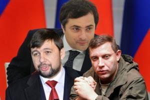пушилин, захарченко, днр, боевики, выборы