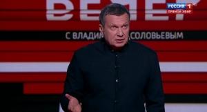 новости, росТВ, Россия, скандал, Соловьев, ракеты НАТО, Украина, политолог Ковтун, возьмем за две дырочки