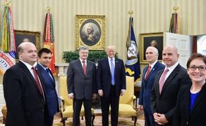 украина, сша, трамп, политика, порошенко, встреча, вашингтон, партнерство, путин