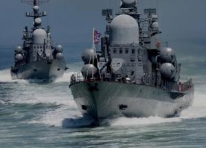 Крым, ЧФ, учения, россия, командно-штабная тренировка, аннексия