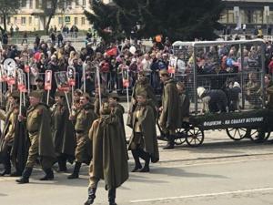 новости, 9 мая, День победы, Россия, Нижний Тагил, пленный немец, акция