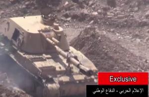"""сирия, военная техника, россия, видеофакты, БТР-82А, ГАЗ-233001 """"Тигр"""""""
