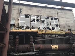 авдеевка, Донецк, обстлелы, коксохим, завод, погиб, сотрудник, остановлен