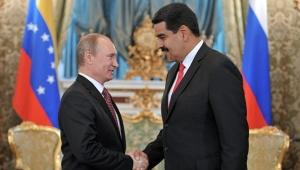 Путин, Мадуро, Москва, Венесуэла, США, санкции