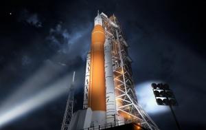 Космос, NASA, Orion, Луна, Беспилотная миссия