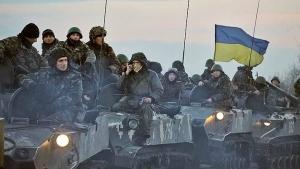 Украина, ВСУ, армия Украины, восток Украины, Донбасс, ДНР, ротация, донецкий аэропорт
