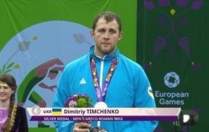баку, европейские игры, украина, медаль, дмитрий тимченко