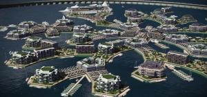тиль, плавучий город без политиков, тихий океан, таити, PayPal, освобождение, Seasteading Institute, законодательство, строительство, кадры