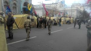 протесты, киев, саакашвили, донбасс, митинг, палаточный городок, общество, верховная рада, киев, реформы