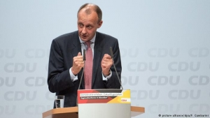 ХДС Германии, новости, Северный поток-2, конфликт в Азовском море, Фридрих Мерц, Ангела Меркель