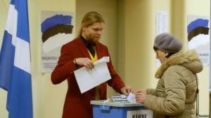 Эстония, парламентские выборы, правящая партия реформ, победа, центристская партия