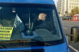Запорожье, бойцы АТО, маршрутные автобусы, хамство водителей