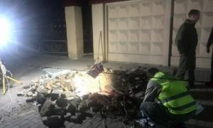 одесса, происшествия, взрыв, мвд украины