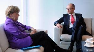яценюк. меркель, политика, общество, новости украины, происшествия, ато, санкции в отношении россии