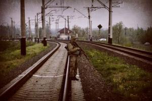 дебальцево, происшествия, ато, восток украины, донбасс, захарченко, днр, железная дорога