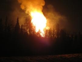 россия, взрыв, газопровод, происшествия, общество