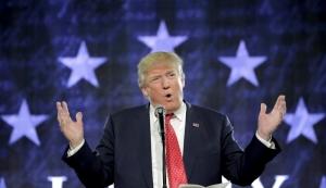 Трамп, выборы, Америка, кандидат в президенты, речь