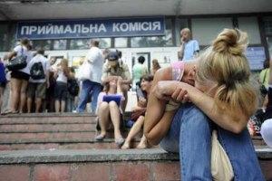 ВУЗ, Донецк, Луганск, вступительная кампания, абитуриены