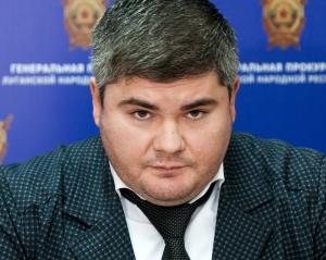 заур исмаилов, генеральный прокурор, луганск, лнр, игорь плотницкий, донбасс, республика, новости украины
