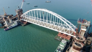 новости, Украина, Россия, Керченский мост, Крымский мост, разрушается, разваливается, проседает, причины, факты, катастрофа, эксперт, инженер, мнение
