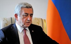 Саргсян, Армения, Азербайджан, Россия, политика, общество, вооружение, конфликты