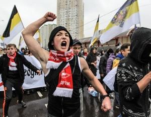 москва, русский марш, националисты