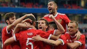 Чемпионат мира, Футбол, Сборная России, Допинг-скандал