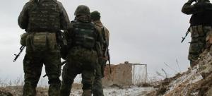 Аэропорт, Пески ,десантники, разбомблено, село, уходят, военные, ДНР