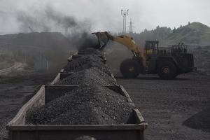 Уголь, поезд, ДТЭК, вывоз, территория, Россия, шахты