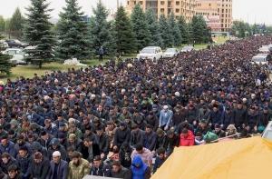 ингушетия, бунт, россия, ченя, кадыров, протест, скандал, коцюбинский