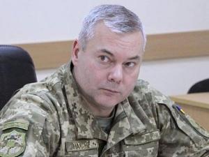 новости, Украина, война на Донбассе, условие завершения, закон о реинтеграции Донбасса, Наев, ООС