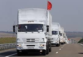 ДНР, Россия, гуманитарка, конвой, Донецк, доставка, Захарченко