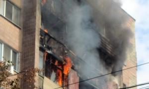 пожар, гсчс, днепропетровск, новомосковск, новости украины ,чп, происшествие, общество, трагедия