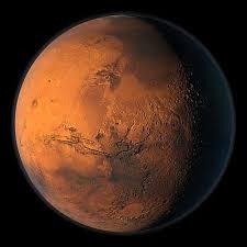 Марс, комета