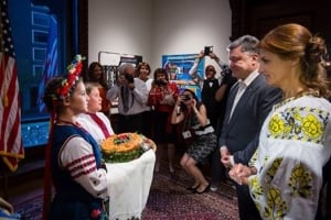 Порошенко, ООН, Украина, политика, встреча, Нью-Йорк, диаспора