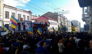 харьков, марш мира, новости украины, юго-восток украины, донбасс, общество