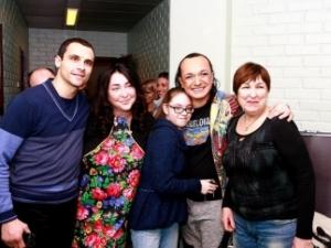 Лолита Милявская, семья, отдых в Москве, каникулы
