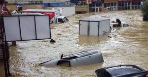 россия, погода, ливень, природные катастрофы, происшествия, жертвы, видео, туапсе
