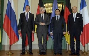 Нормандский формат, переговоры, общество, политика, Франция, Германия, Россия, Украина, послы, МИД, нормандская четверка, ОБСЕ