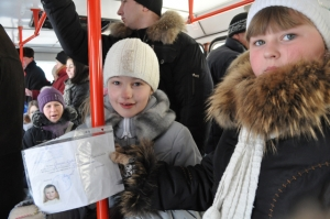 Крым, Керчь, школьники, льготный проезд, маршрутки, Россия, Украина, общество