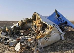 новости России, крушение авиалайнера, трагедия в Египте