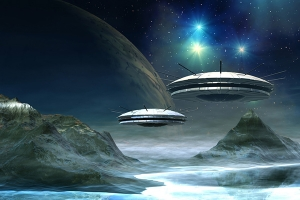 космос, звезды, инопланетяне