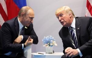 Трамп, Меркель, Путин, США, Россия, Германия, Большая двадцатка, переговоры, порошенко, мид рф, госдеп, москва, холодная война
