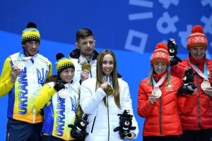 паралимпиада, лыжи, оксана шишкова, ато, биатлон, пхенчхан, украина, медали, соревнования, новости украины, южная корея, медальный зачет, таблица
