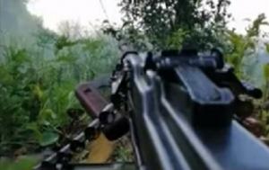 Донбасс, бой, разведгруппа, видео, съемки, фронт, операция