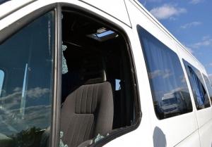 """автобус """"одесса-киев"""", обстрел автобуса, происшествия, общество, украина, видео"""