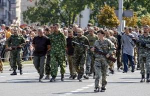 ДНР, юго-восток, Донецкая республика, Донбасс, Киев, военнопленные, переговоры Минск, Захарченко