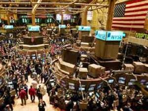 уолл-стрит, биржы, акции,
